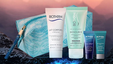 biotherm gift with purchase