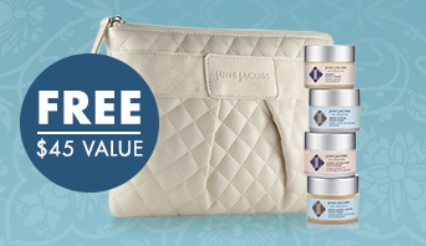 June Jacobs gift with purchase
