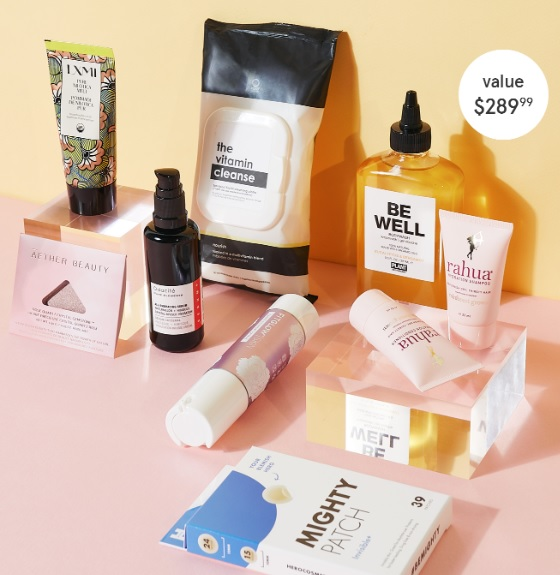 the detox market bliss bundle gift with purchase