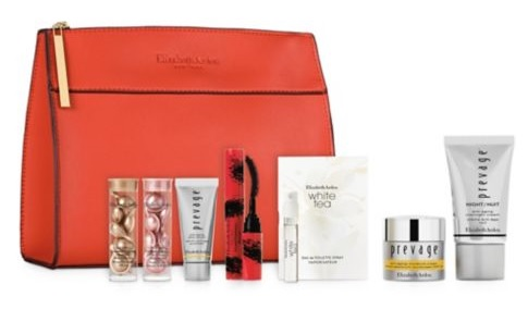 Elizabeth Arden gift with purchase at Lord and Taylor