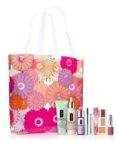 Clinique Beauty in Bloom Summer Essentials Set pwp 2020