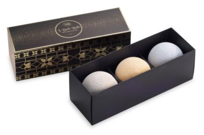sabon bath bomb trio gift with purchase