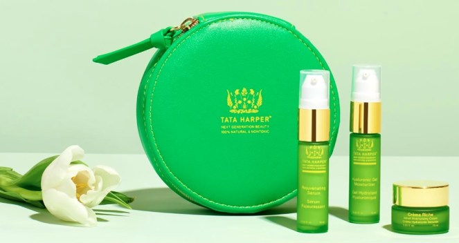 tata harper gift with purchase