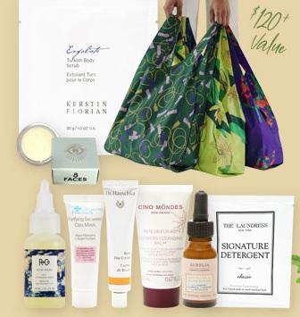 beautyhabit earth day gift with purchase