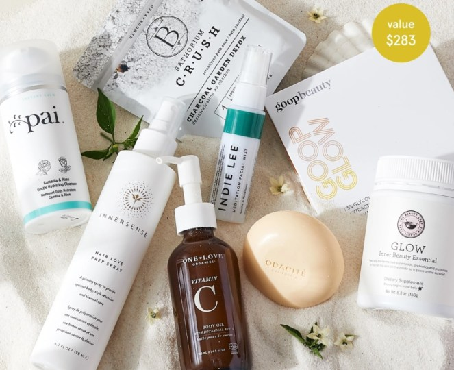the detox market gift with purchase