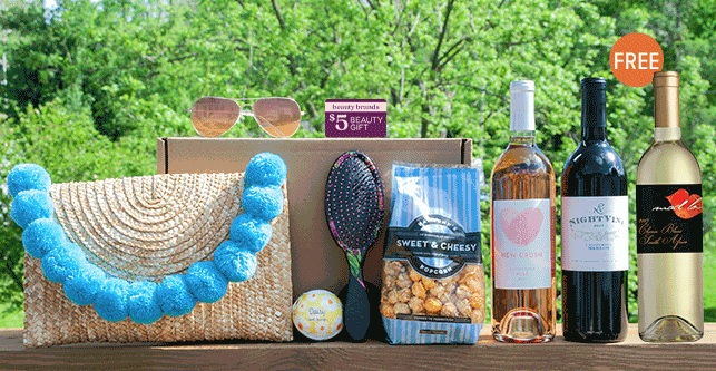 Vine Oh! Oh Summer Fun Box