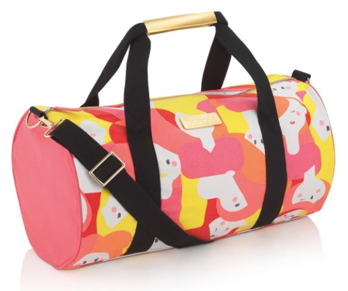 benefit cosmetics duffle bag gift with purchase