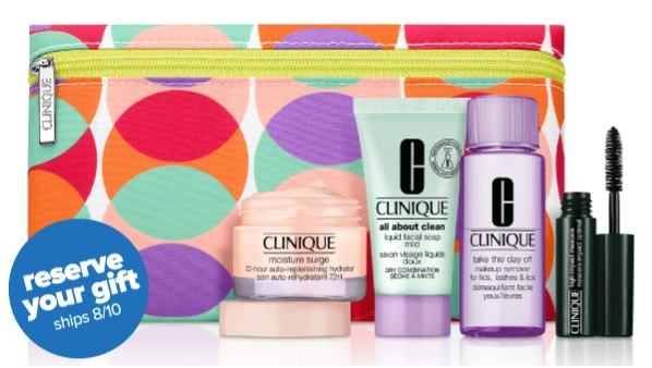 clinique gwp at belk pre-order