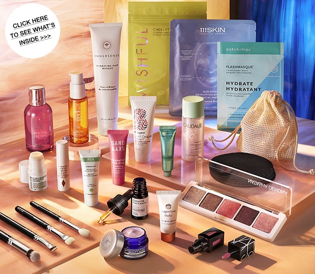 cult beauty gift with purchase