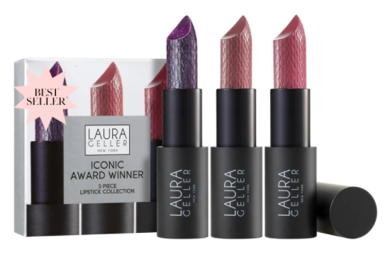 laura geller lipstick gift with purchase