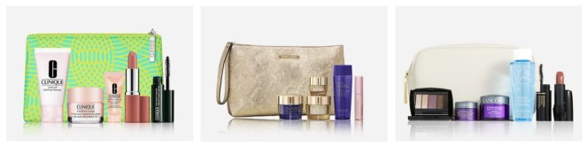 Nordstrom Anniversary Sale 2020 Big 3 beauty gifts with purchase