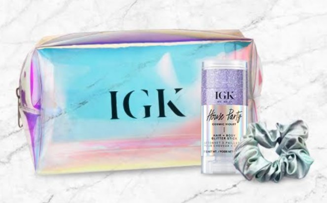 IGK Hair Gift with Purchase