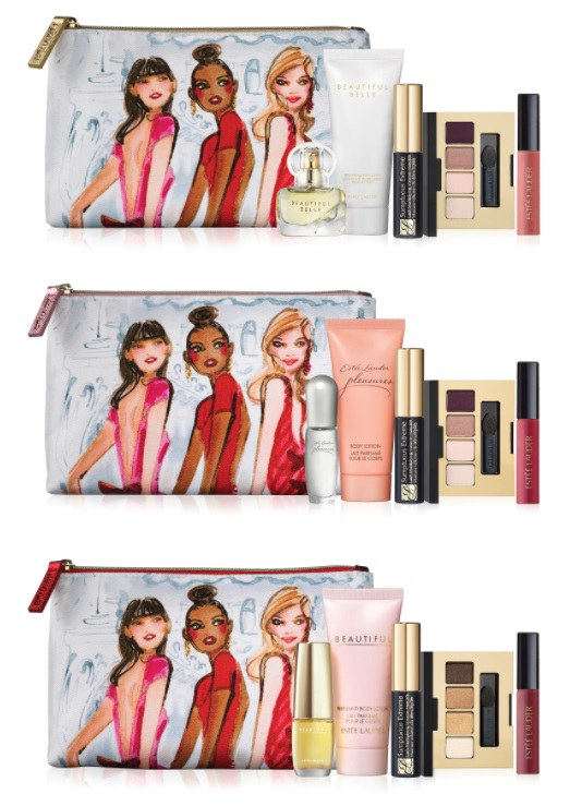 Estee Lauder Holiday 2020 Gift with Fragrance Purchase