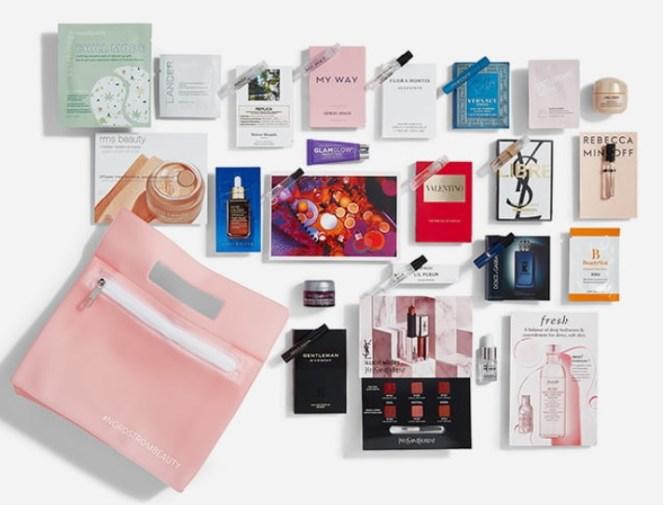 Nordstrom beauty sampler