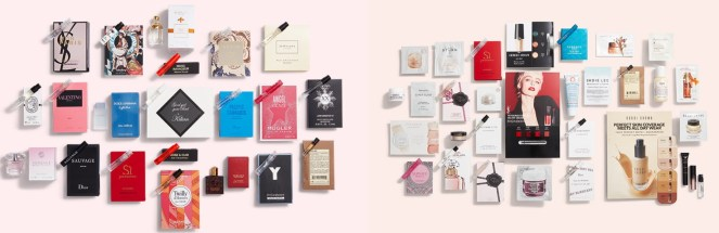 nordstrom beauty samplers