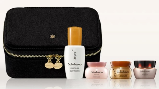 sulwhasoo gift with purchase
