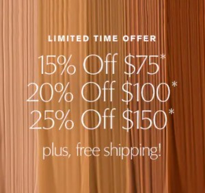estee lauder spring discount offer