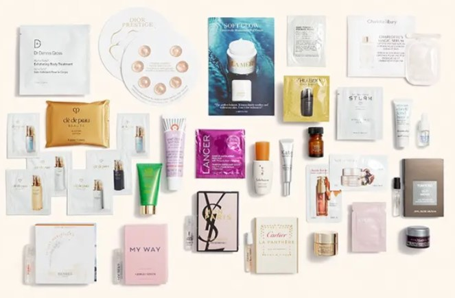 nordstrom deluxe beauty sampler