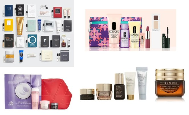 nordstrom new gifts with purchase May 17 2021