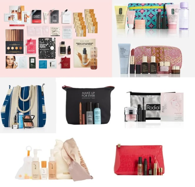 nordstrom anniversary sale 2021 beauty gifts with purchase