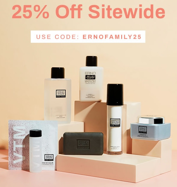 erno laszlo summer 2021 friends and family sale