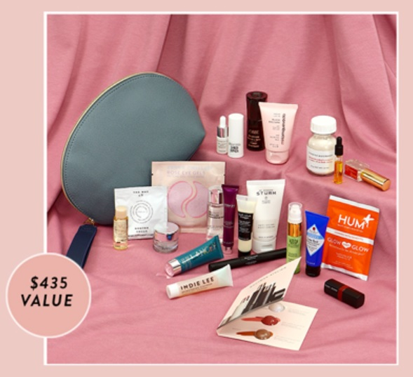 cos bar fall into beauty 2021 gift with purchase