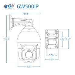 500IP dimensions