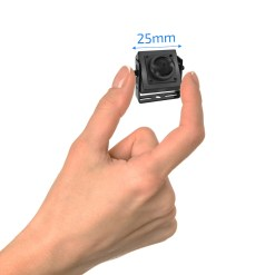 Pinhole sf7 camera hand