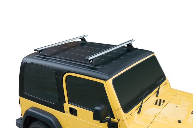 rhino rack schienenkit fur hardtop jeep wrangler tj