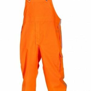 Utting Bib Trouser EN 20471 RWS Oranje