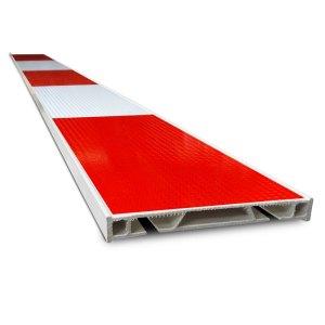 Schrikhekplanken Glasvezel versterkt kunststof