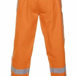 Neede Luxe regenbroek EN 20471 RWS Orange