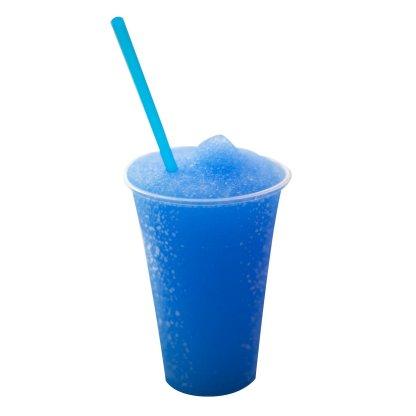 blue raspberry slush