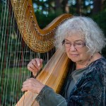 Gwyneth Evans - Vancouver Island Harpist