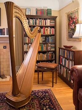 Grand Concert Harp