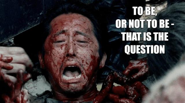 Glenn vs Hamlet