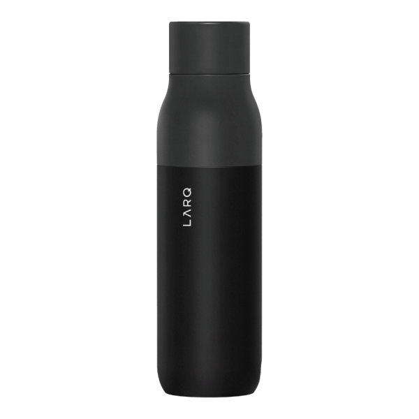 Black 25Oz Water Bottle