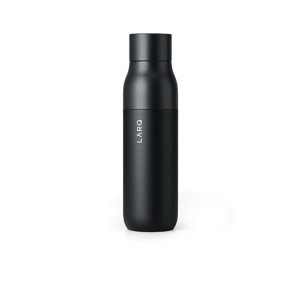 Obsidean Black 17 oz Water Bottle