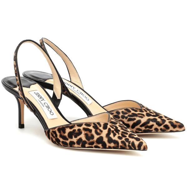 Leopard Print Thandi Heel