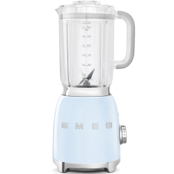 pastel blue blender