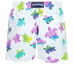 Blanc Swim Trunks
