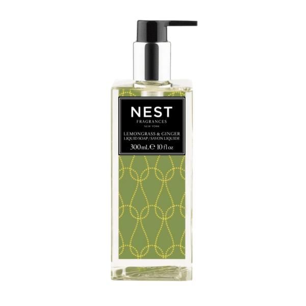 lemongrass & ginger hand soap product soap