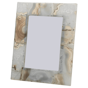 Agate Picture Frame