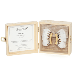 Bergan Earring product shot packaging