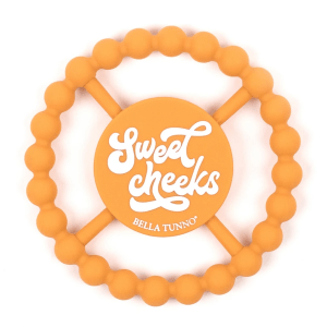 Sweet Cheeks Teether product shot front view