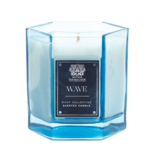 Wave Candle product shot front view