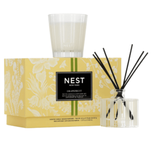 Grapefruit Candle and Diffuser Set