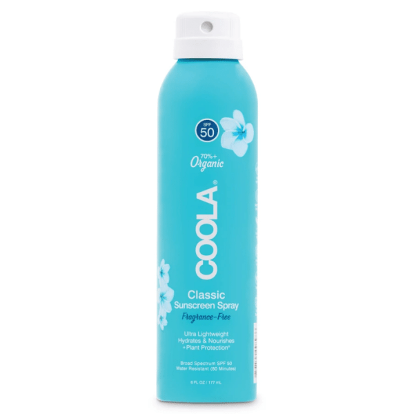 Continuous Spray SPF 50 Unscented