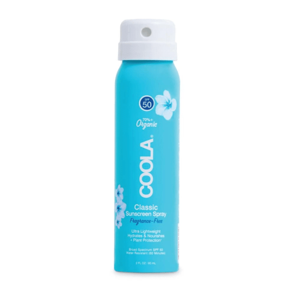 Travel Continuous Spray SPF50 Unscented