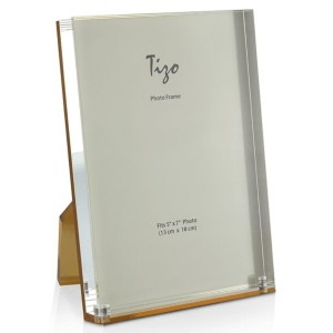 Lucite Frame product shot front view